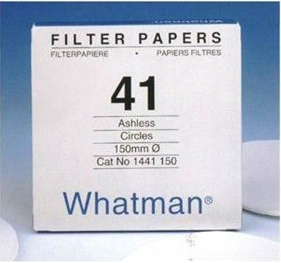 Whatman1450-125Grade 50定量滤纸 GR 50 12.5CM 100/PK | whatman (沃特曼)