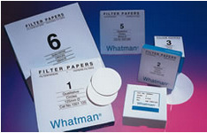 英国Whatman1005-047Grade 5定性滤纸 GR 5 4.7CM 100/PK
